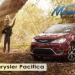 2017 Chrysler Pacifica Outdoors Red