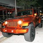 Mount Airy Orange Celebrity Jeeps