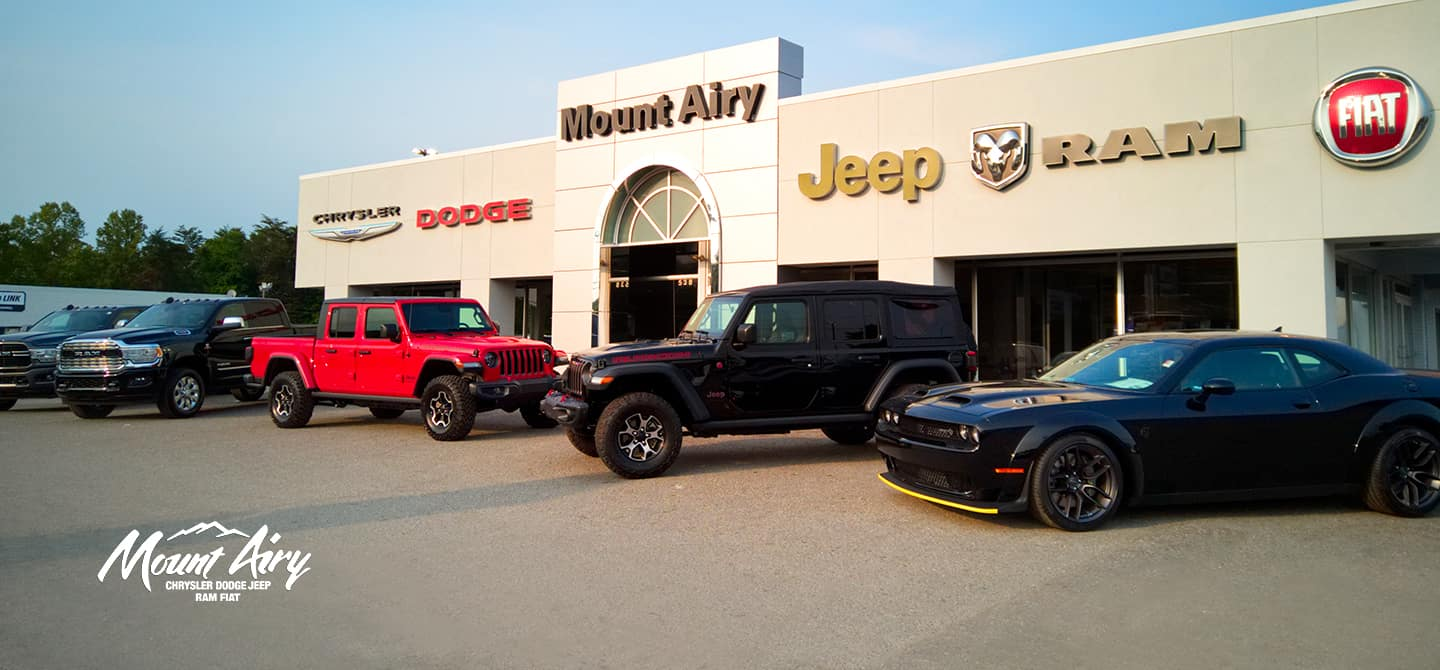 Mount Airy Dealerships