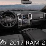 Mt Airy 2017 RAM 2500 Interior