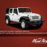 Mt Airy 2017 Jeep Wrangler Variety