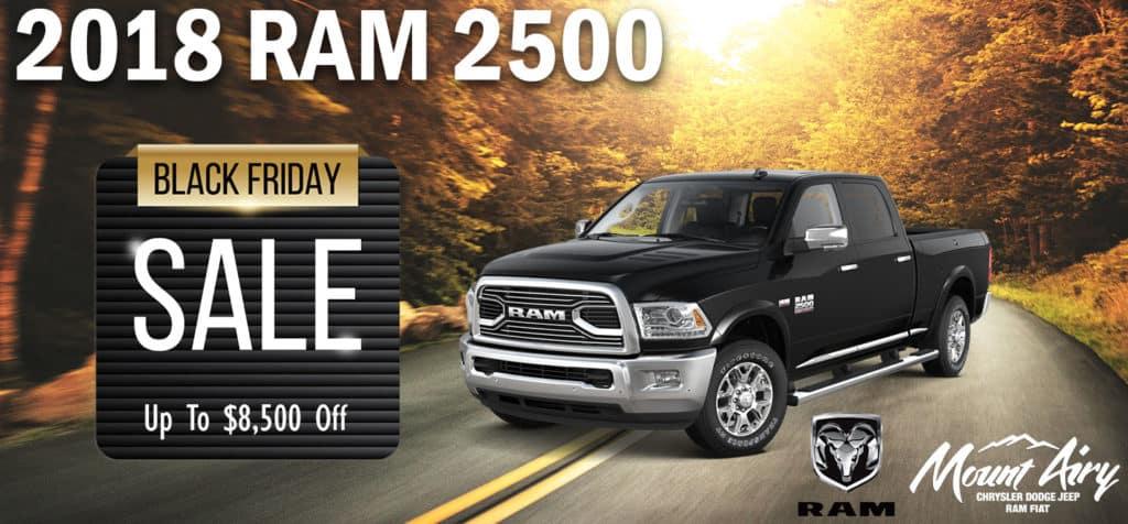 Ram 2500 Sale