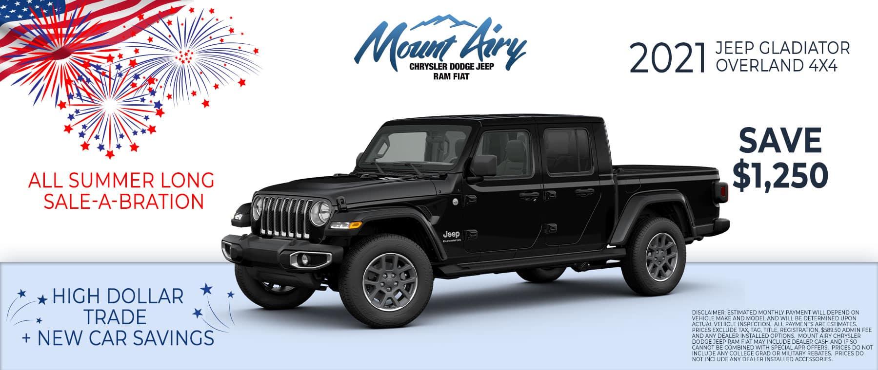 New Jeep Dealership NC