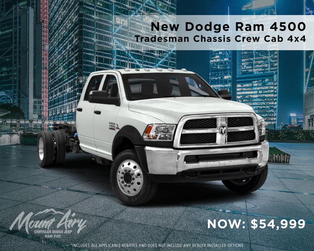 Dodge Ram 4500