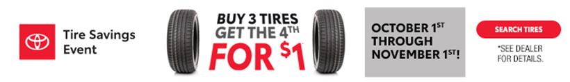Tire Special North Carolina