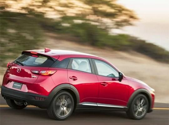 2020 Mazda CX-3 Lease Special