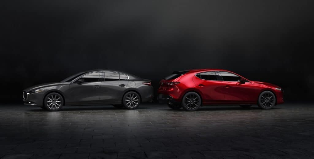 2020 Mazda3 Lease Special
