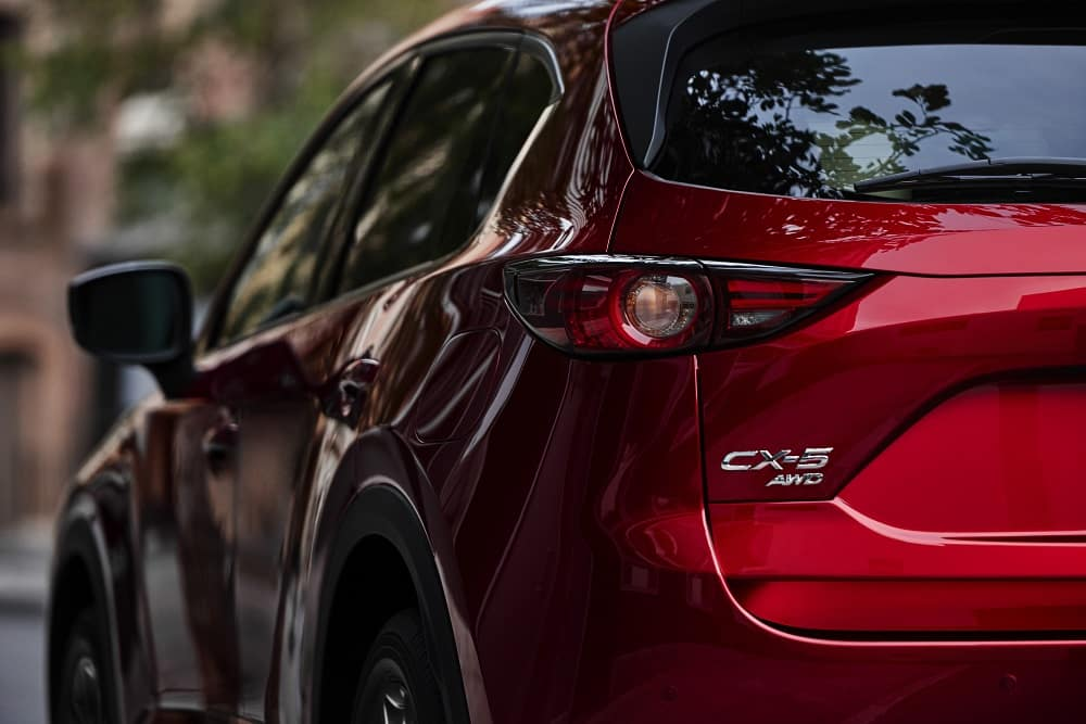 2019 Mazda CX-5 Lease Special