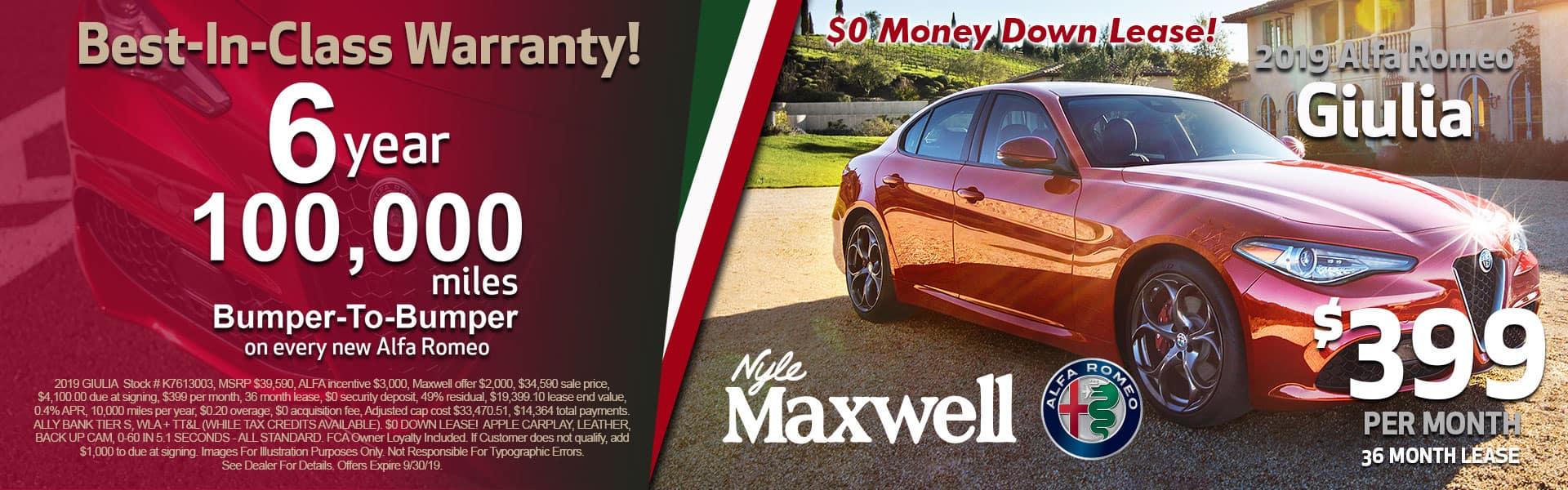 Nyle Maxwell Alfa Romeo | Alfa Romeo Dealer in Austin, TX