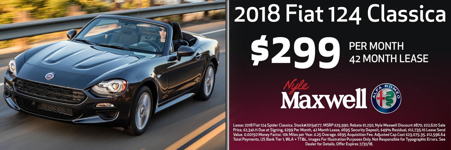 Nyle Maxwell FIAT | FIAT Dealer in Austin, TX