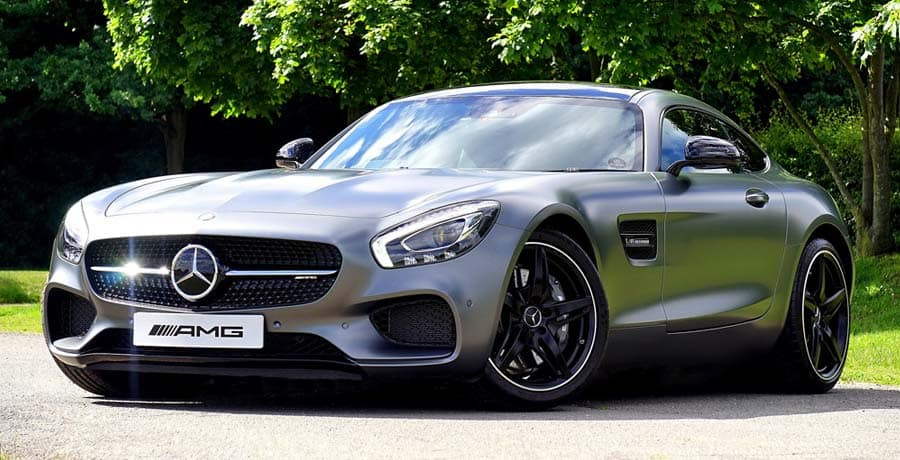 Mercedes Benz AMG Tuned