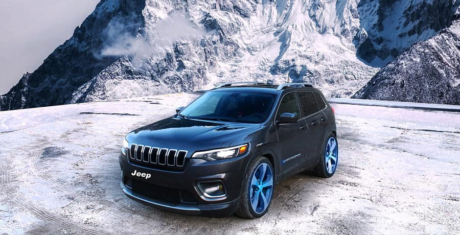 Jeep Cherokee Mountain 4x4