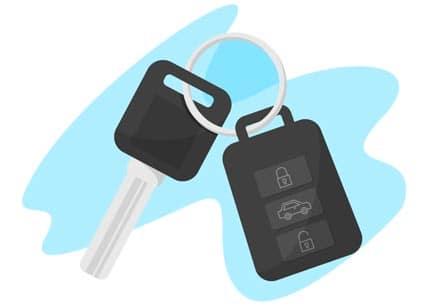 Get your keys