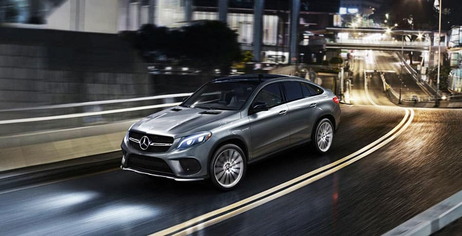 Used SUV, Mercedes GLE63 Coupe