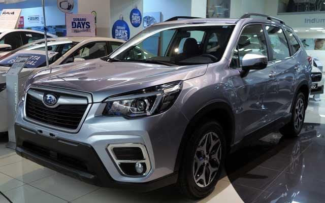 Subaru Forester 2.0 XS 2019