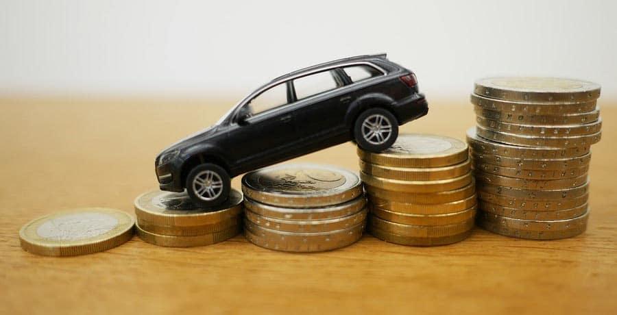 Auto financing a car through a dealership