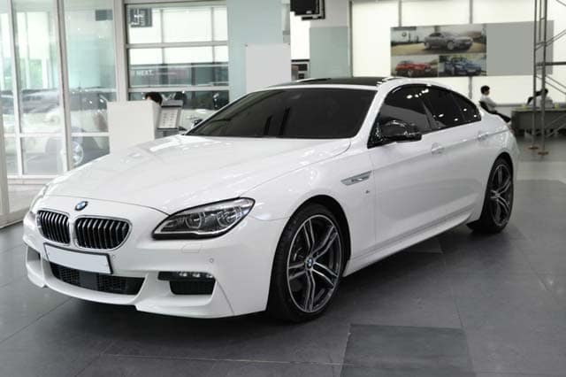 2018 BMW 6er Gran Coupe M Sport