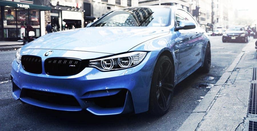 BMW Sport Car