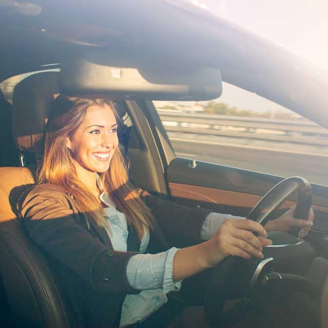 How to go test drive a car?