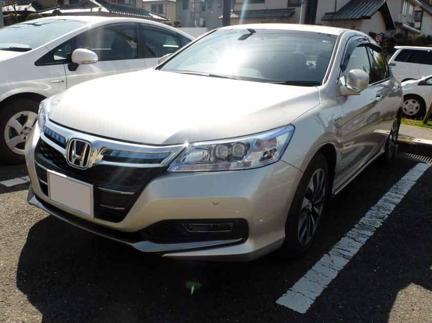 Honda Accord HYBRID LX (CR6)
