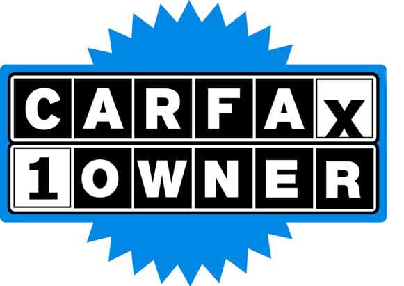 CARFAX 1-Owner vehicle