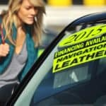 Everything you need to know about used car financing.