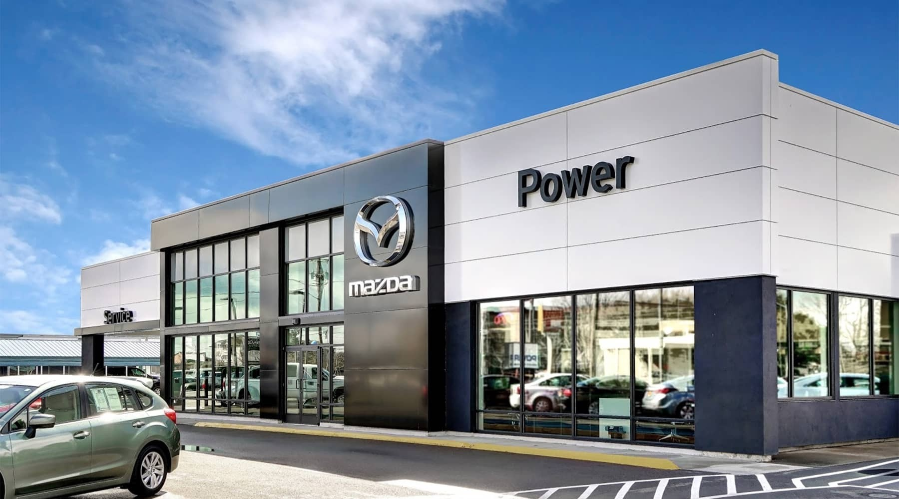 Power Mazda Dealership in Salem