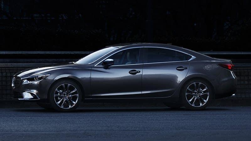 Gray Mazda6