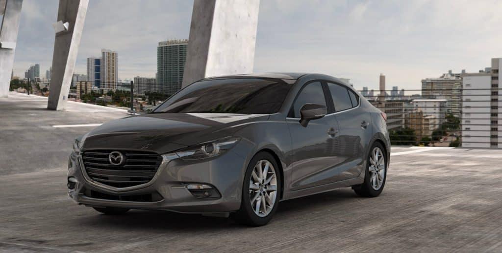 Gray 2018 Mazda6