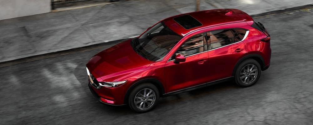 2019 Mazda CX-5 on city street