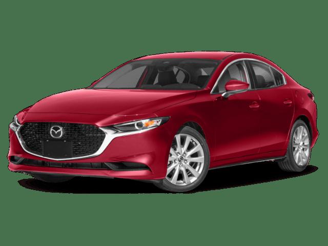 2019 Mazda3 Preferred