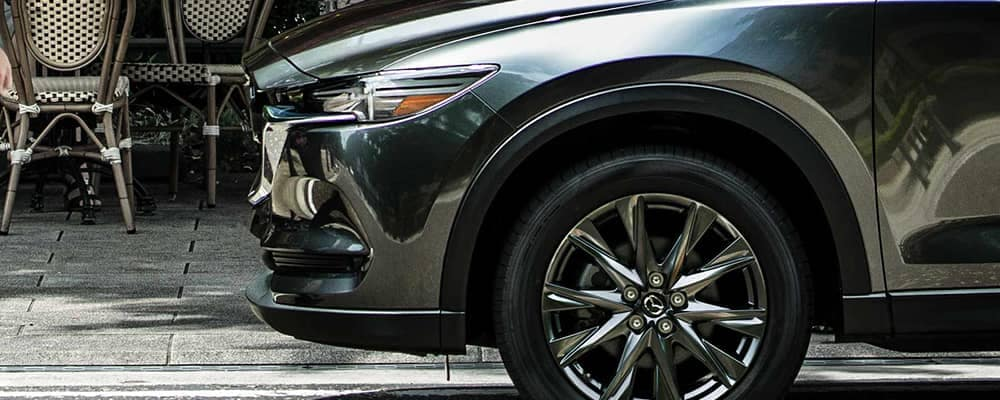 2019 Mazda CX-5 Front End