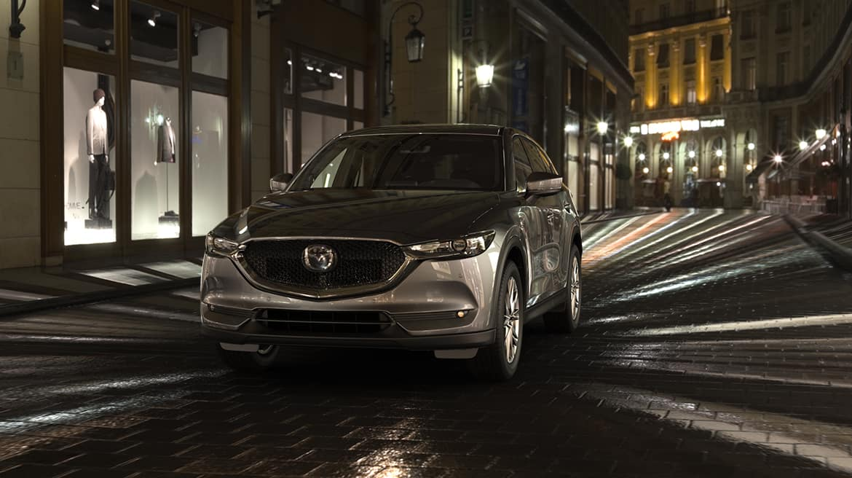 2019 Mazda CX-5 Exterior Color Metallic Grey