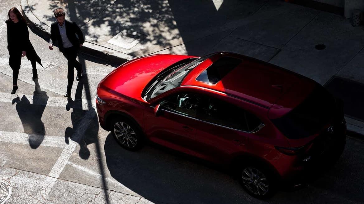 2019 Mazda CX-5 Exterior Color Red