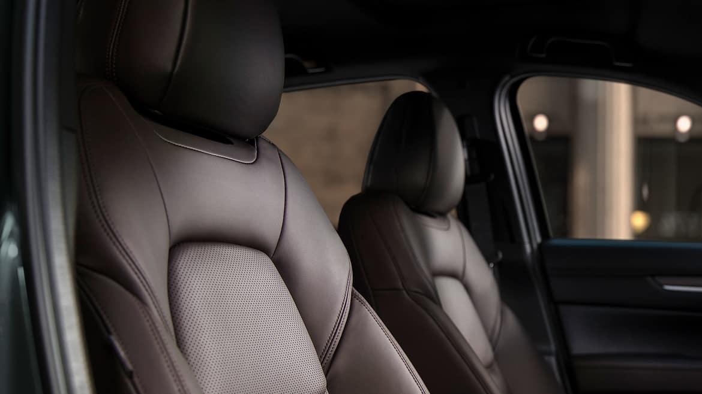 2019 Mazda CX-5 Interior Color Grey