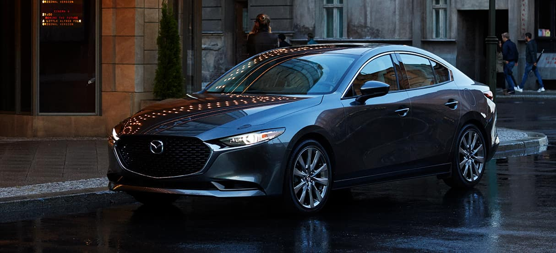 2020 Mazda3, Dark Grey Exterior