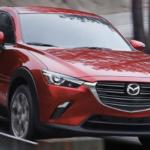 2020 Mazda CX-3, Red Exterior