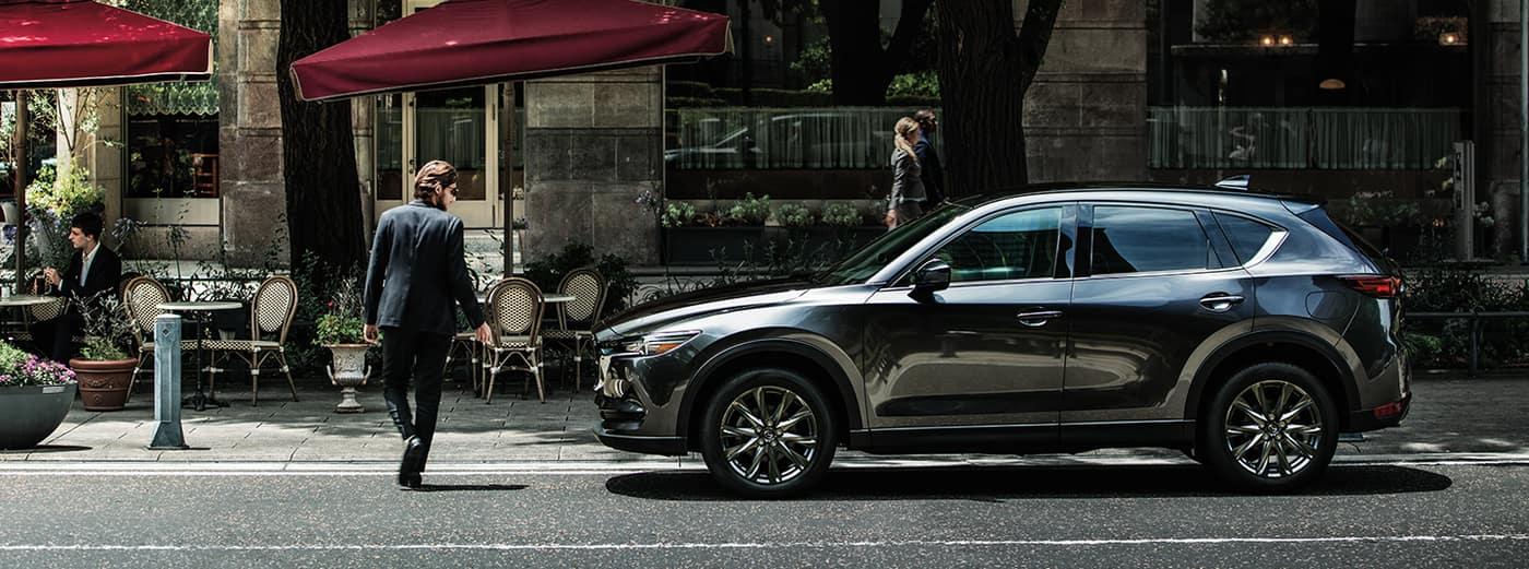 2020 Mazda CX-5, Dark Grey Exterior