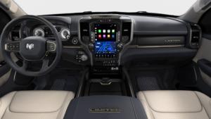 19 Ram 1500 Crew interior