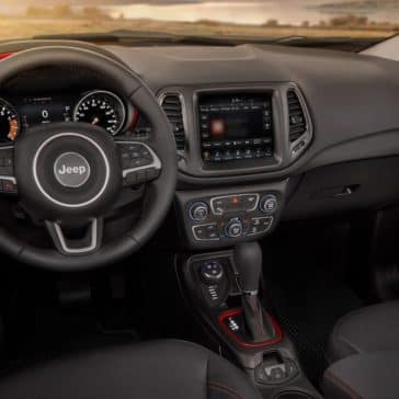 2018 Jeep Compass Gallery Interior1