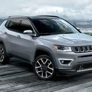 Silver 2019 Jeep Compass