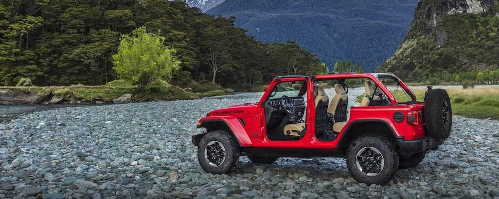 How to Take the Doors off a Jeep Wrangler | Price Motor Sales