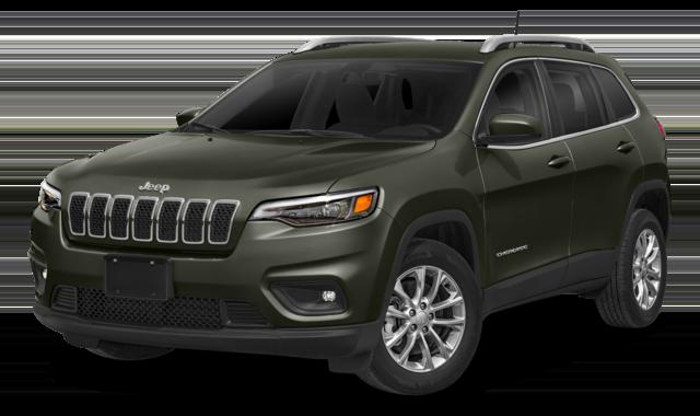 Jeep Cherokee copy