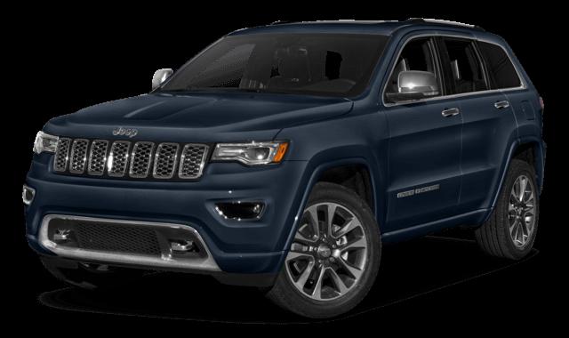 Navy Jeep Grand Cherokee