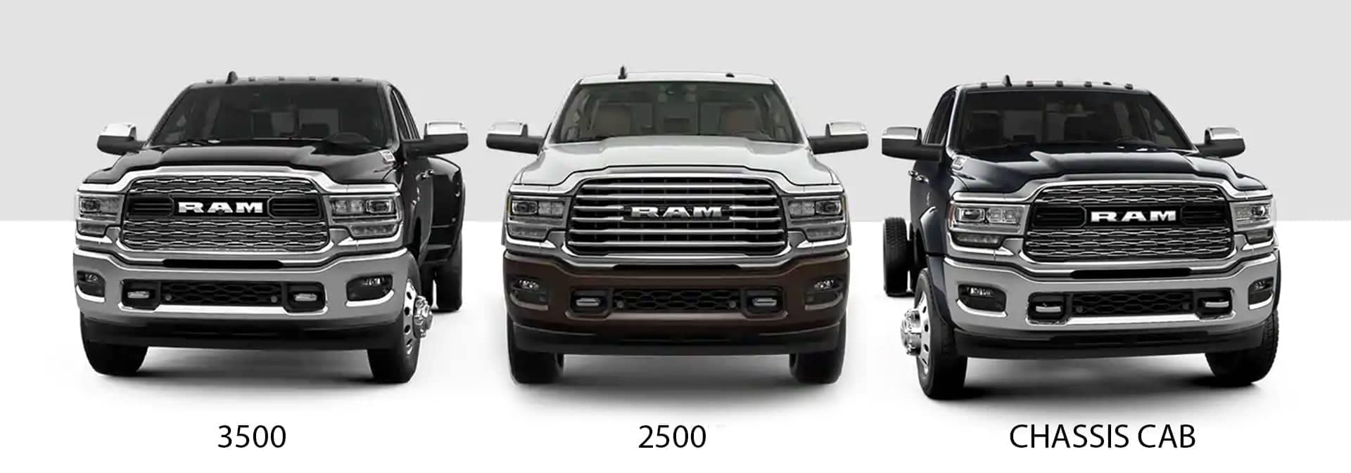 2019 RAM 2500 3500 and Chassis Cab