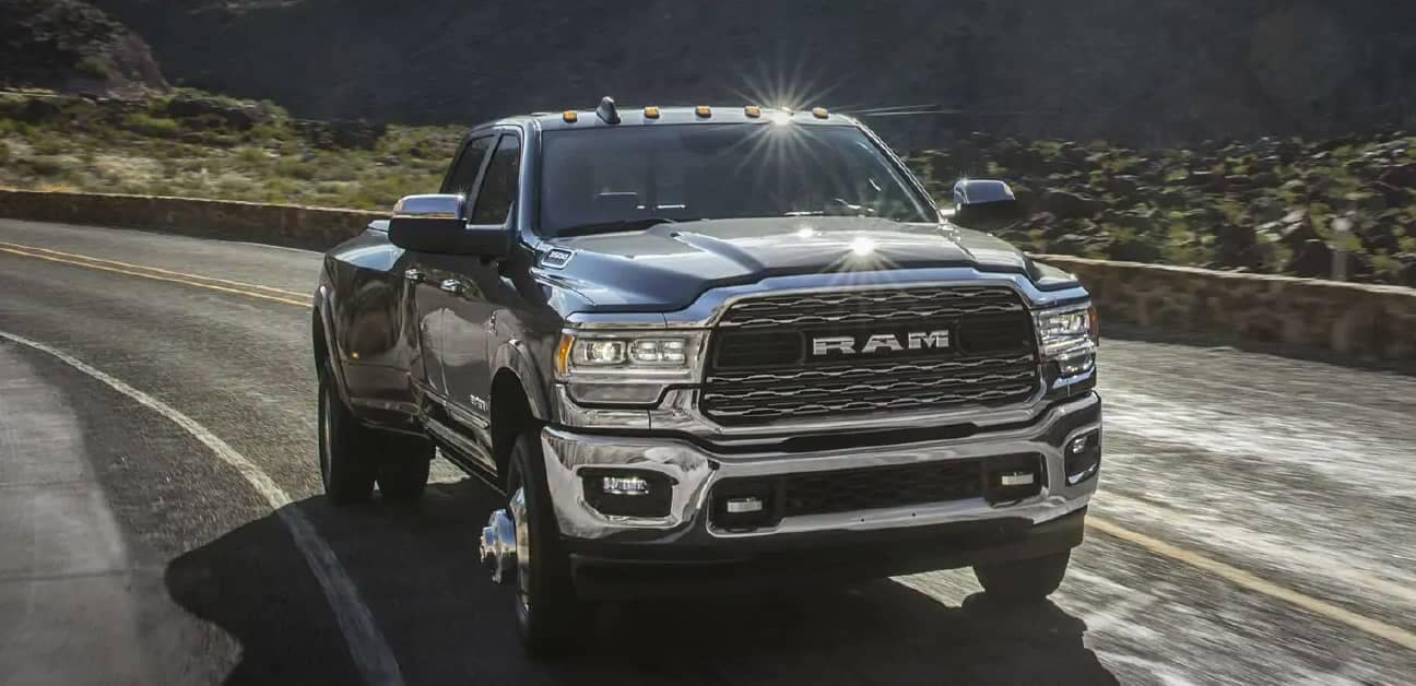 2019 Ram 3500