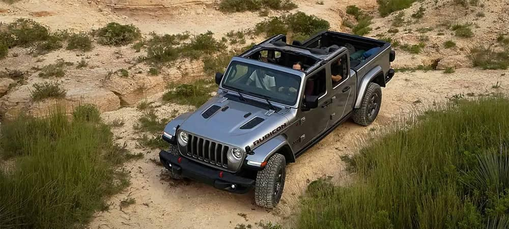 2020 Jeep Renegade Open-Air Pickup