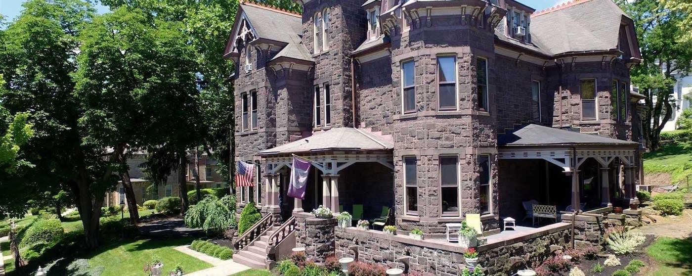 Reynolds Mansion exterior