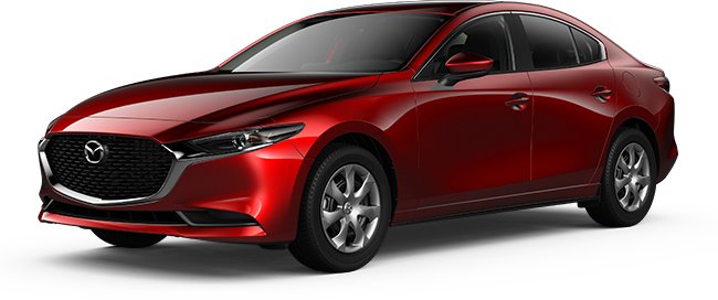 2019 Mazda3 GX with Convenience Package