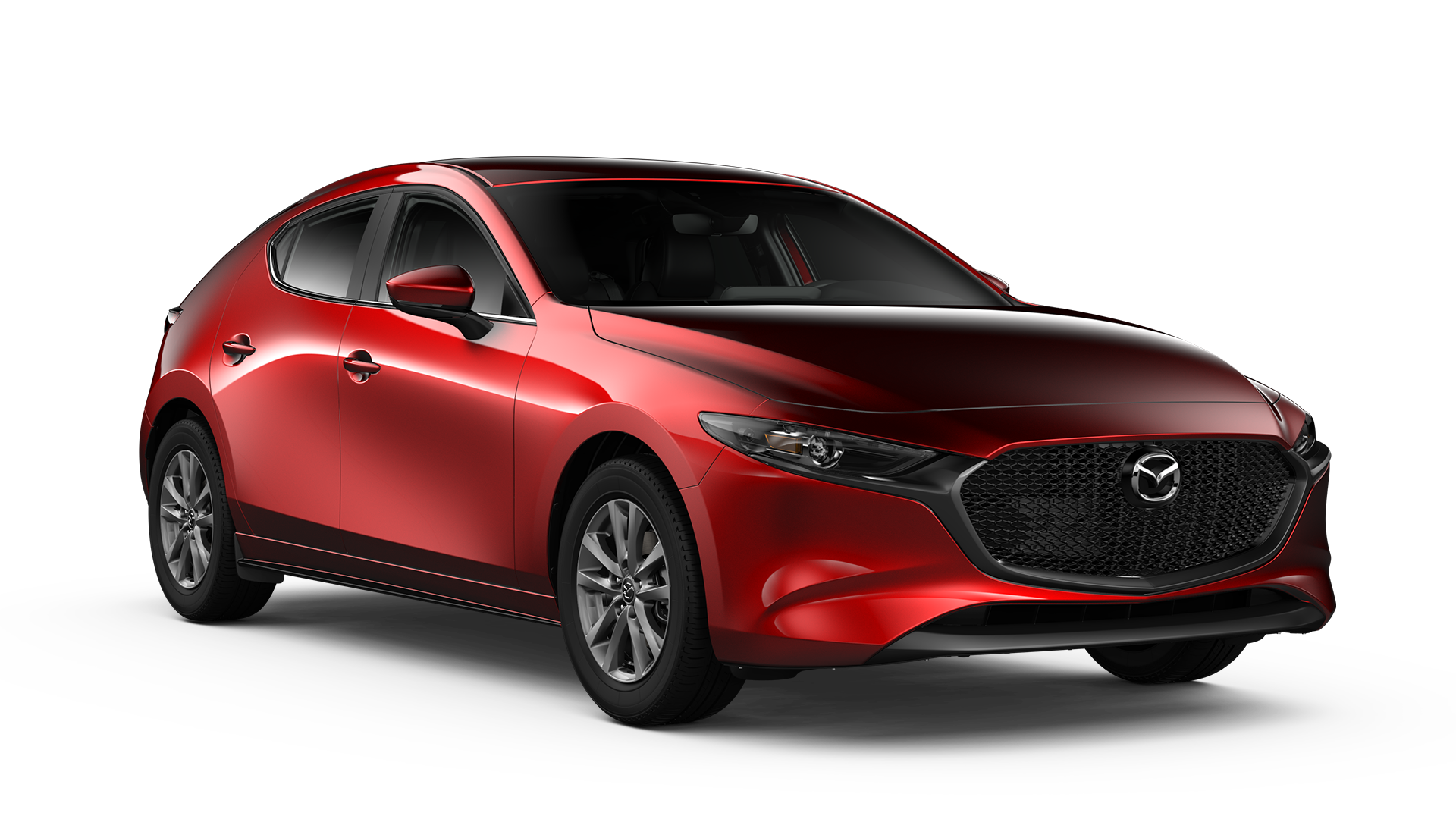Mazda3 Sport GX, available at Forest City Mazda in London Ontario